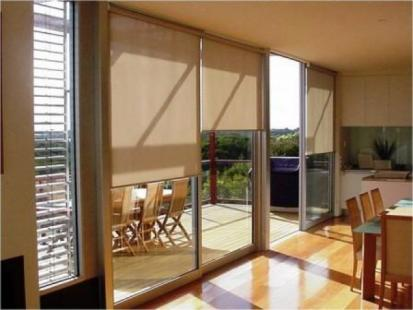 Light Filtering Roller Blind - Home Blinds Australia