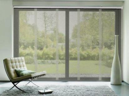 Panel Glide Blind - Home Blinds Australia