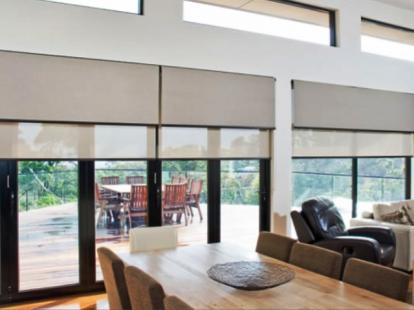 Sunscreen Amp Blockout Double Roller Blinds Sheer Dual
