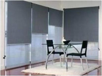 Dual / Double Roller Blind - Home Blinds Australia