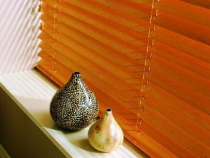 Cedar Timber Venetian - Home Blinds Australia