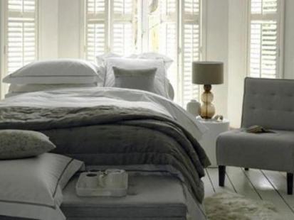 Plantation Shutters Bedroom