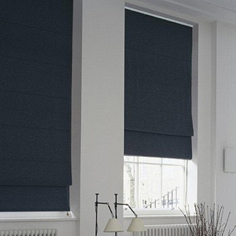 Blockout DIY Roman Blinds Online
