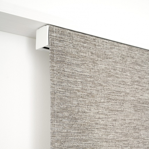Roman blinds online end cover