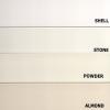 50mm PVC Venetian Blinds Online Colour Comparison
