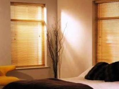 Faux Wood Venetians - Home Blinds Australia