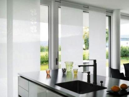 Sunscreen Panel Glides - Home Blinds Australia
