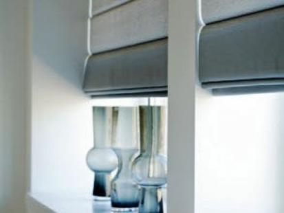 Blockout Roman Blind - Home Blinds Australia
