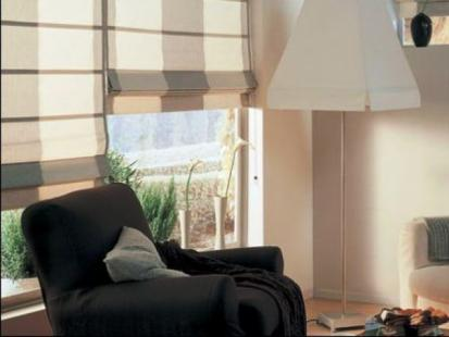 Light Flitering Roman Blind - Home Blinds Australia