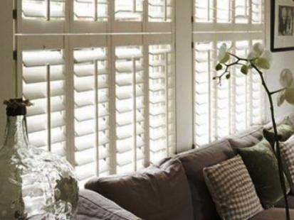 Plantation Shutters Loungeroom