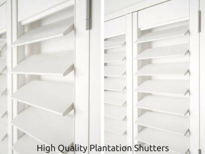 Australian Made PVC Plantation Shutters Online